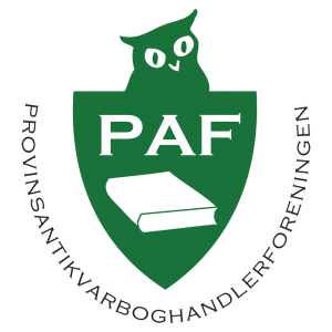 PAF - Provinsantikvarboghandlerforeningen